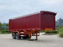 Nanming LSY9351XXYP soft top box van trailer
