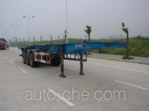 Nanming LSY9396TJZ container carrier vehicle
