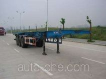 Nanming LSY9396TJZ container transport trailer