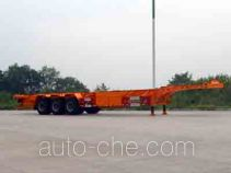 Nanming LSY9397TJZ container transport trailer