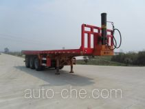 Nanming LSY9401ZZXP flatbed dump trailer