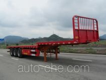 Nanming LSY9401TPB flatbed trailer