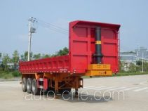 南明牌LSY9401TZX型自卸半挂车