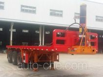 Nanming LSY9405ZZXP flatbed dump trailer