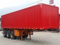 Nanming LSY9405XXY box body van trailer