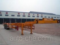 Nanming LSY9406TJZ container transport trailer