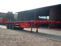 Nanming LSY9408TPB flatbed trailer