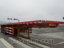 Nanming LSY9408ZZXP flatbed dump trailer