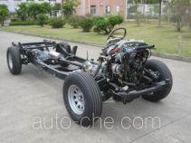 Fude LT1022DCQ9 pickup truck chassis