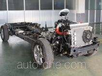 Fude LT1030MCC1 light truck chassis