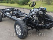 Fude LT1030PGQ3 pickup truck chassis