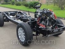 Fude LT1031PGC2 pickup truck chassis