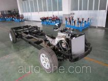 Fude LT1036MCQ0 light truck chassis