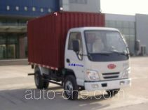 Dongfanghong LT5042XXY box van truck