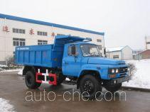 东方红牌LT5100ZLJA型自卸式垃圾车