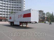 Dongfanghong LT9280XXY box body van trailer