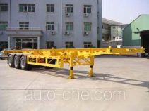 Dongfanghong LT9380TJZ container carrier vehicle