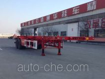 Xianpeng LTH9350TJZ container transport trailer