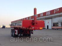 Xianpeng LTH9350ZZXP flatbed dump trailer