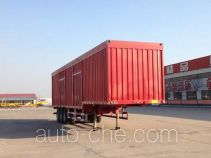 Xianpeng LTH9400XXYE box body van trailer
