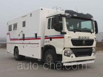 Lantong LTJ5122TBC control and monitoring vehicle