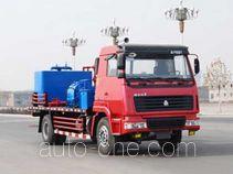 Lantong LTJ5134TJC35 well flushing truck