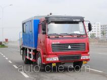 Lantong LTJ5140TJG35 well flushing fluid supply truck