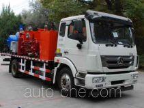 Dewaxing truck