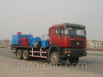 Lantong LTJ5170TJC40 well flushing truck