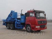 Lantong LTJ5180THS90 sand blender truck