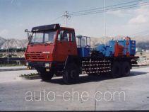Lantong LTJ5180TJC well flushing truck
