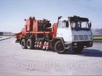 Lantong LTJ5190THS90 sand blender truck