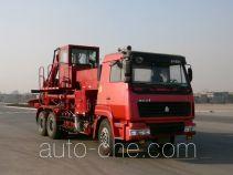 Lantong LTJ5200THS120 sand blender truck