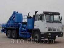 Lantong LTJ5200THS60 sand blender truck