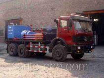 Lantong LTJ5200TJC35 well flushing truck