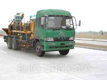 Lantong LTJ5210THS210 sand blender truck