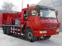 Lantong LTJ5213TYL70 fracturing truck