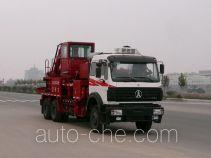 Lantong LTJ5220THS150 sand blender truck