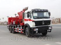 Lantong LTJ5223TYL70 fracturing truck