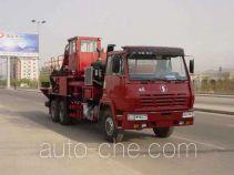 Lantong LTJ5230THS210 sand blender truck