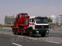 Lantong LTJ5231THS210 sand blender truck