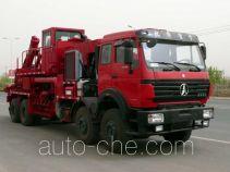 Lantong LTJ5270THS300 sand blender truck