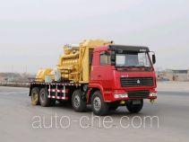 Lantong LTJ5280TYL105 fracturing truck