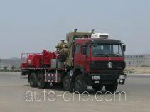 Lantong LTJ5300TYL140 fracturing truck