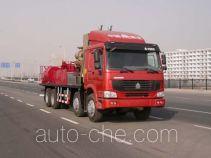 Lantong LTJ5301TYL140 fracturing truck