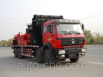 Lantong LTJ5310TYL250 fracturing truck
