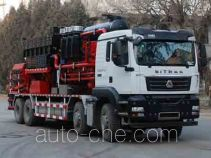Lantong LTJ5440TYL330 fracturing truck