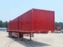 Liangtong LTT9401XXY box body van trailer