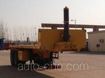 Jinxianling LTY9350ZZXP flatbed dump trailer