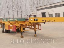 Jinxianling LTY9352TJZ container transport trailer
